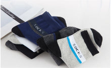 Load image into Gallery viewer, Men's socks autumn winter sweat-absorbent breathable durable