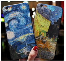 Load image into Gallery viewer, Mobile phone  case silicone  anti-drop for iphone  11 11pro max personality and creativity 3D relief