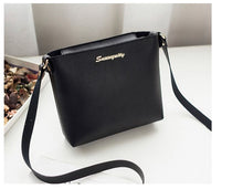 Load image into Gallery viewer, Small simple female bag shoulder messenger bag casual square