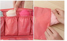 Load image into Gallery viewer, Travel waterproof underwear storage bag Bra underwear finishing bag