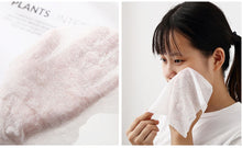 Load image into Gallery viewer, Disposable compressed towel pure cotton travel portable face towel