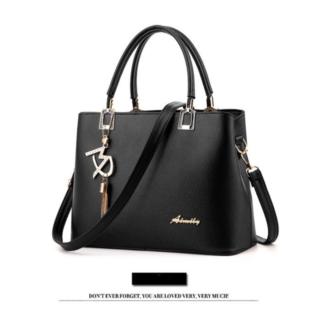 Fashion women's bag messenger shoulder handbag Pu Leather