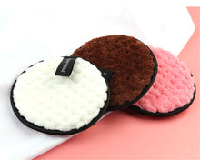 Load image into Gallery viewer, Makeup Remover Puff Reusable Lazy Makeup Remover Pad Face Clean Sponge