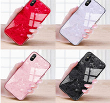 Load image into Gallery viewer, Case Waterproof Case  Defender Shell Tempered Glass Case Fashion Hard Case For IPHONE