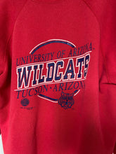 Load image into Gallery viewer, Vintage University of Arizona  Raglan Crew