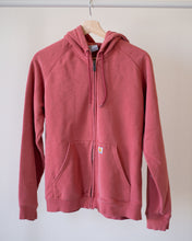 Load image into Gallery viewer, Vintage Sun Faded Carhartt Zip-up Hoodie