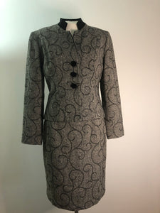 Suit, Marilyn Brooks, Vintage wool