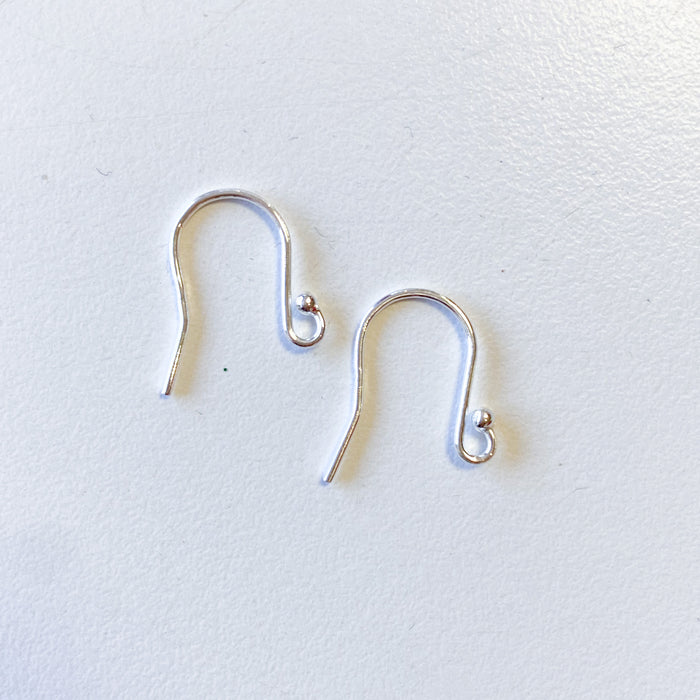 Earwires - Sterling Silver