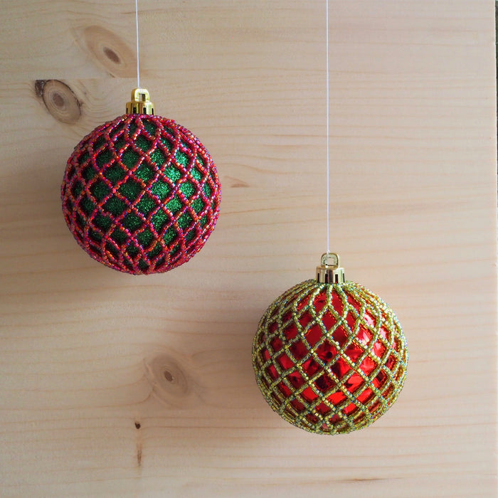 Netted Bauble Kit