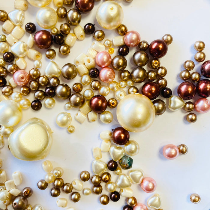 Pearl Bead Mixes - Czech Glass