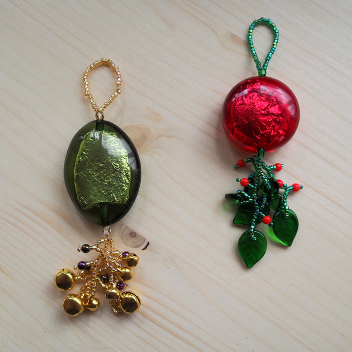 Christmas Jewel Decoration Kit