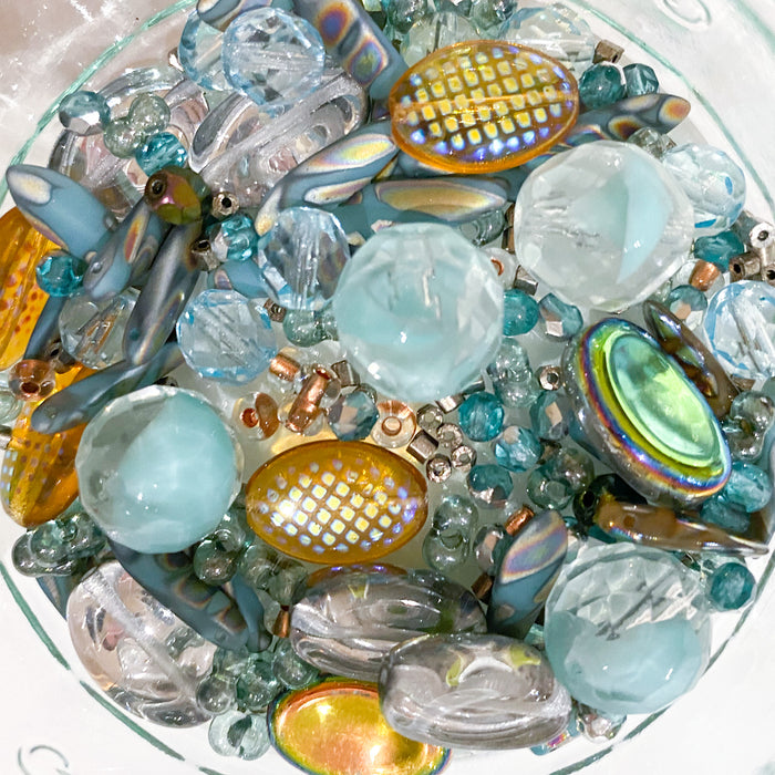 Designer Bead Mix - Czech Glass