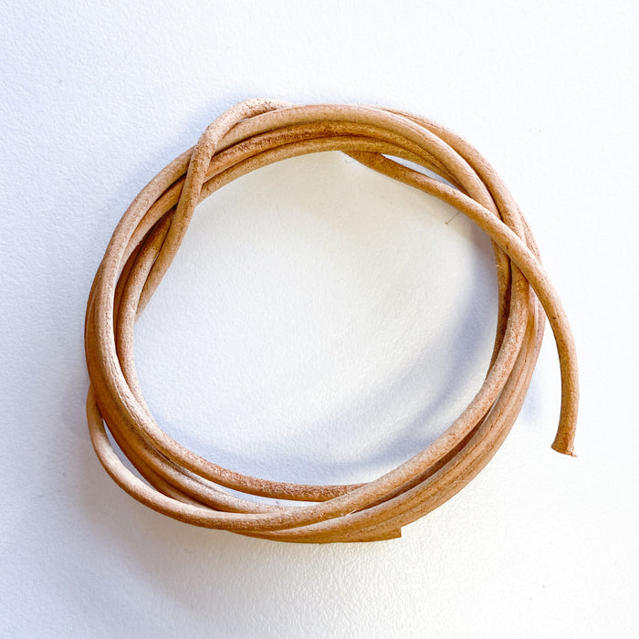 2mm Leather Cord