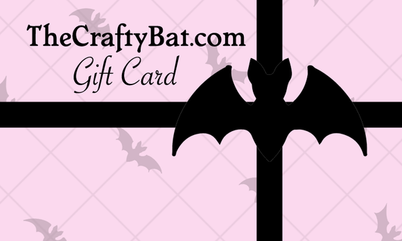 The Crafty Bat Gift Card