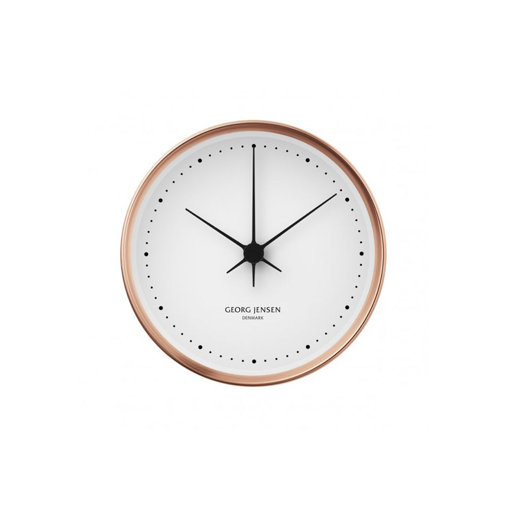 Henning Koppel Copper Clock