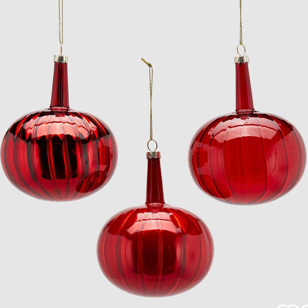 Christmas Bauble (Set Of 3)