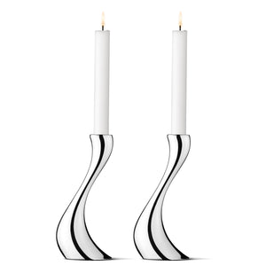 Load image into Gallery viewer, Cobra Candlestick (Set Of 2)