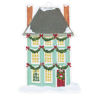 Load image into Gallery viewer, Decorated House Gift Tags