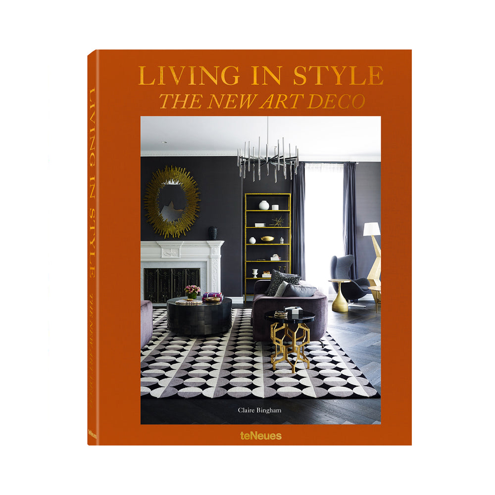 Living in Style - The New Art Deco Coffee Table Book