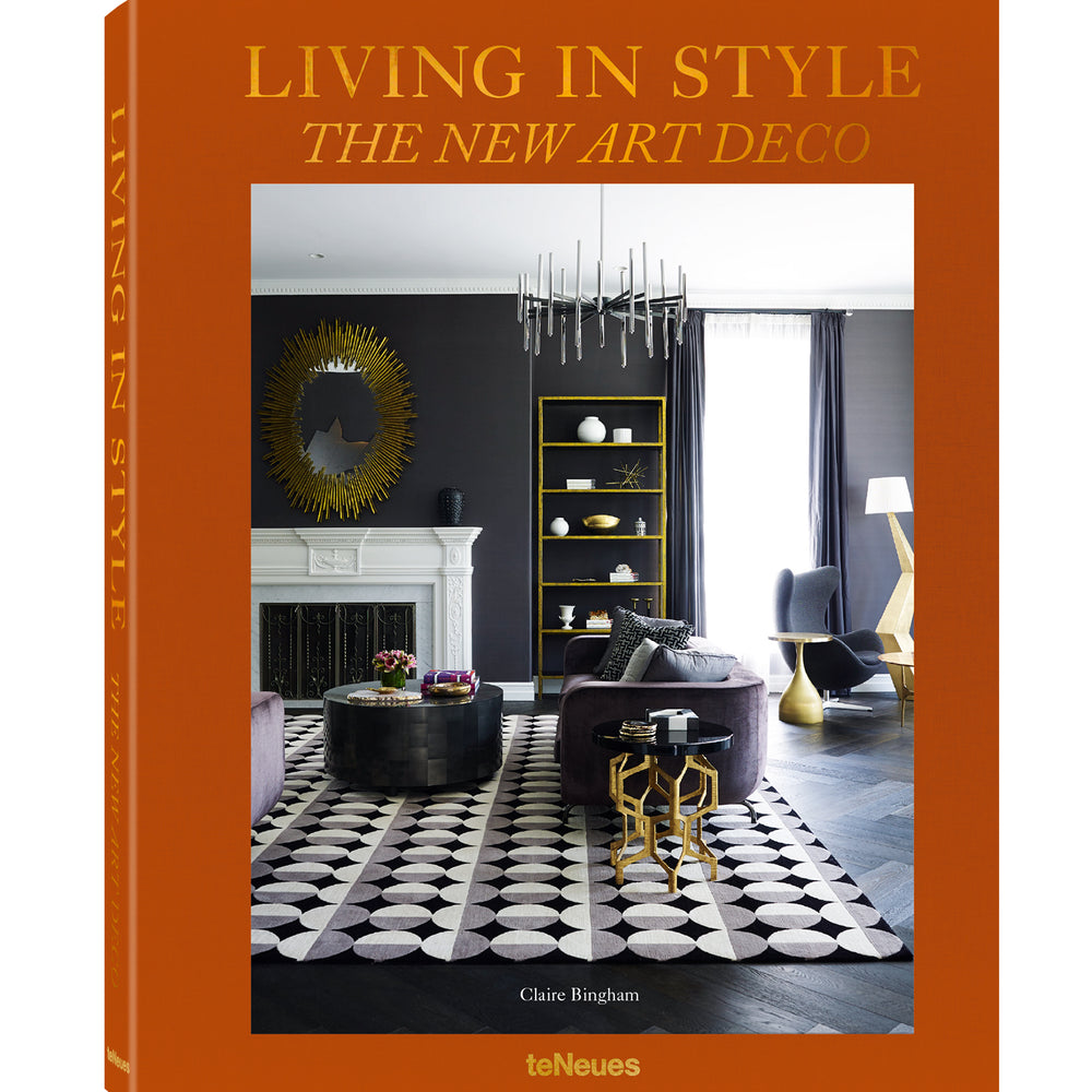 Load image into Gallery viewer, Living in Style - The New Art Deco Coffee Table Book
