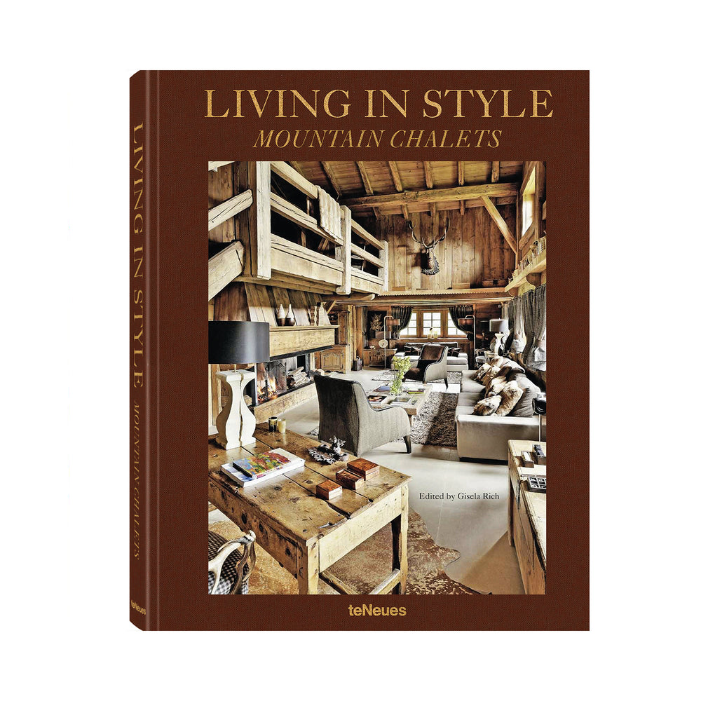 Living in Style Coffee Table Book