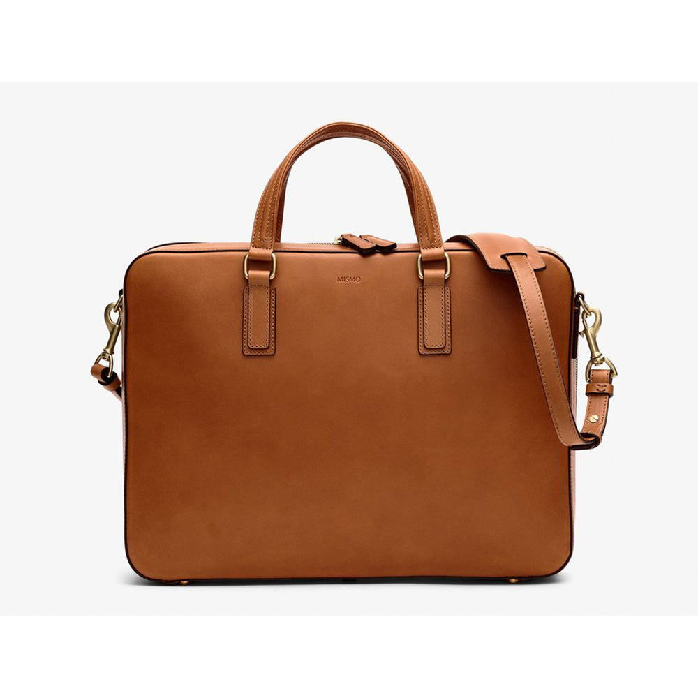 Load image into Gallery viewer, M/S Morris Leather Briefcase