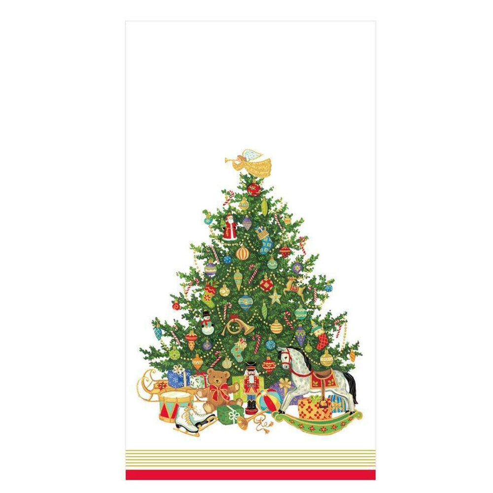 Oh Christmas Tree Guest Paper Towel Napkins