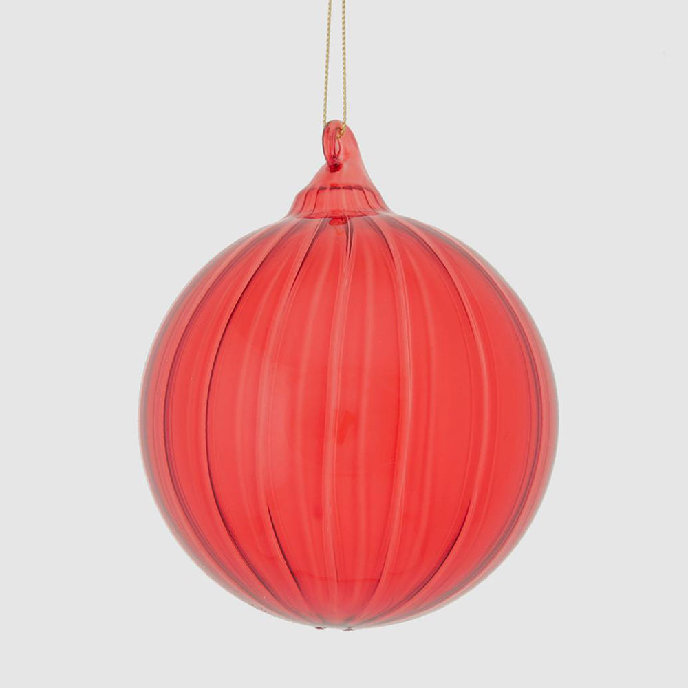 Reeded Bauble