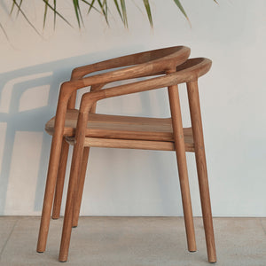 Load image into Gallery viewer, Solid Dining Chair