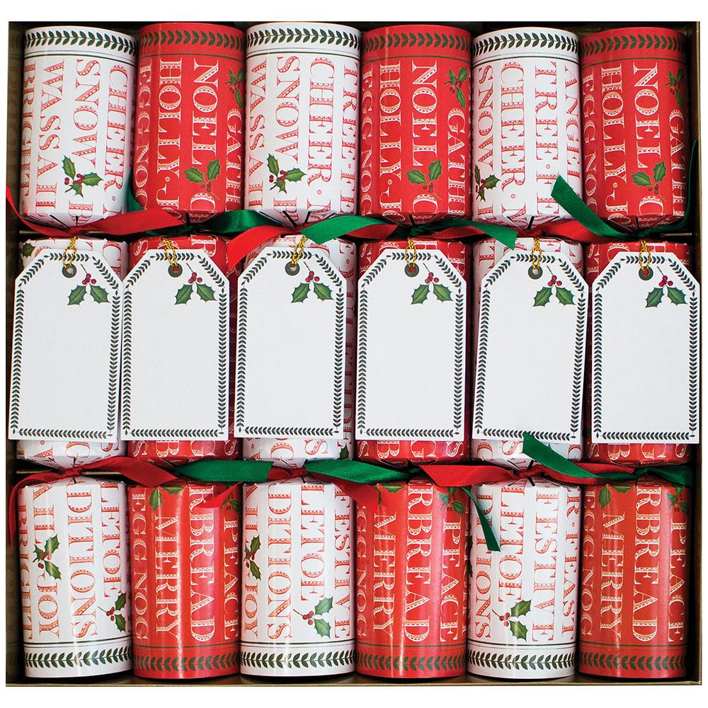 Load image into Gallery viewer, Yuletide Cheer Celebration Christmas Crackers
