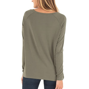 Free Fly Bamboo Everyday Flex Womens LS Shirt
