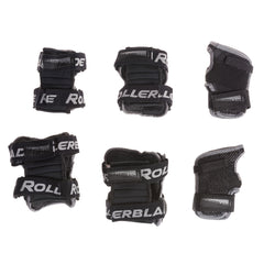 Rollerblade X-Gear Unisex Protective Gear - 3 Pack