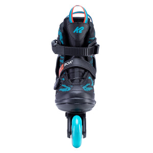 K2 Raider Boa Boys Adjustable Inline Skates