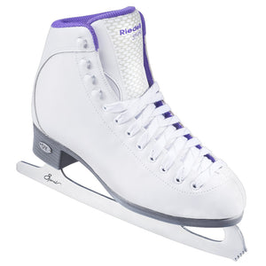 Riedell Sparkle Womens Figure Skates