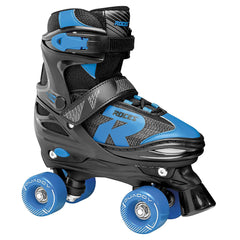 Roces Quaddy 2.0 Adjustable Boys Roller Skates