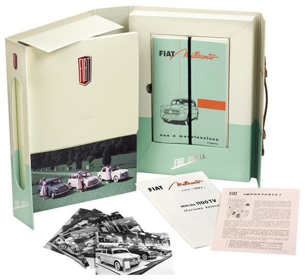 Box historic Fiat 1100 TV Binder
