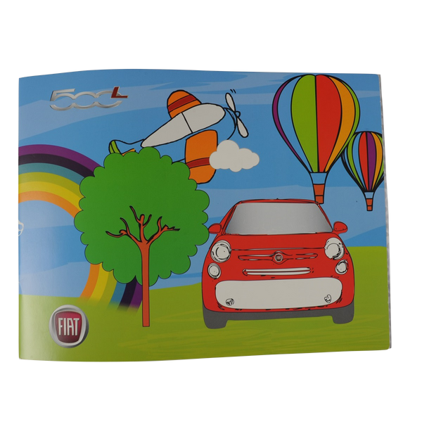 500L Children book kit coloring