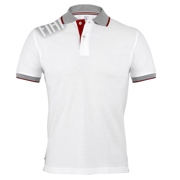 Polo man white FIAT