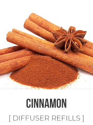 Cinnamon Leaf - 325ml Diffuser Refill