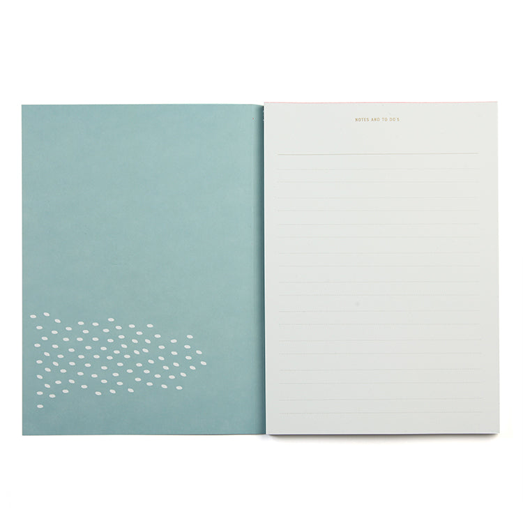 Synchronised Swimming Notepad