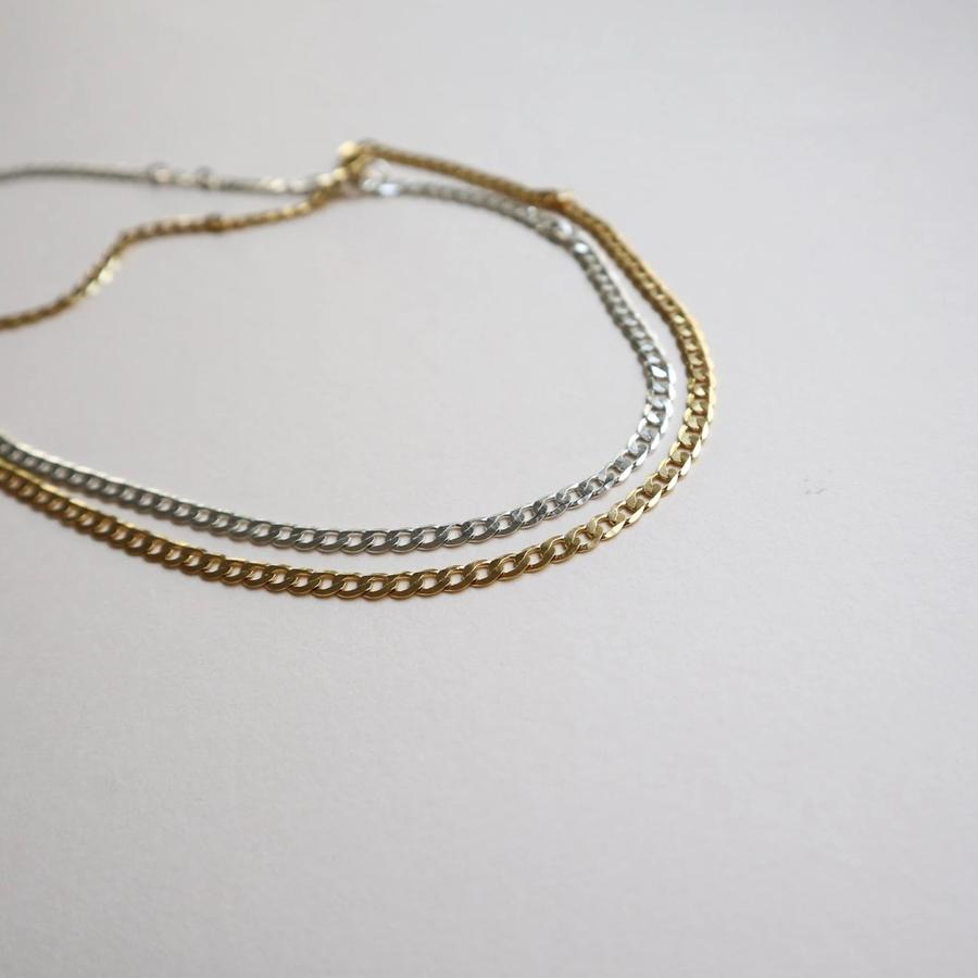 Lines & Current 'Carrie Curb' Necklace