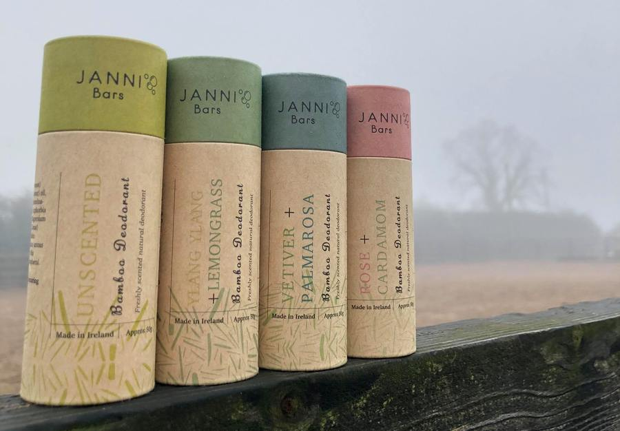 Janni Collection Bamboo Deodorant