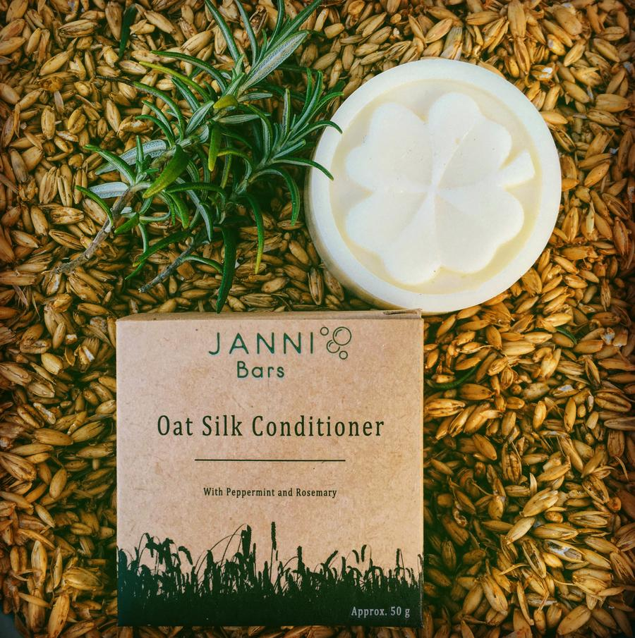 Janni Conditioner Bar Collection