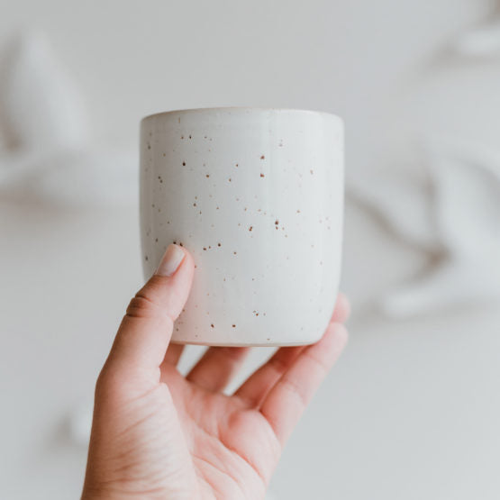 Glazed Ceramic Mug