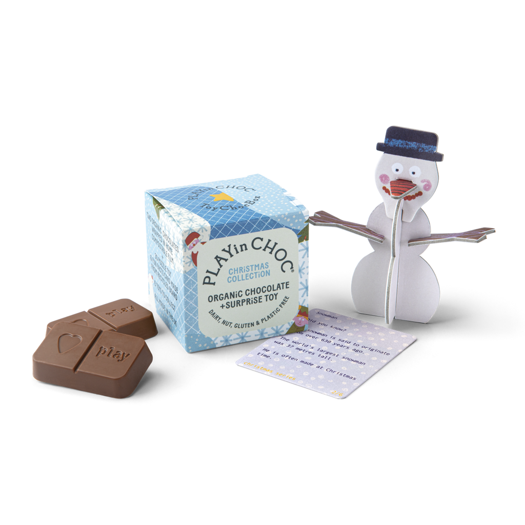Play in Choc Christmas Collection