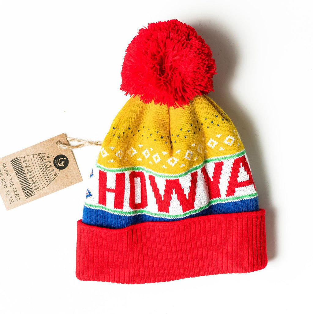Irish Sock Society HOWYA Beanie (Kids)