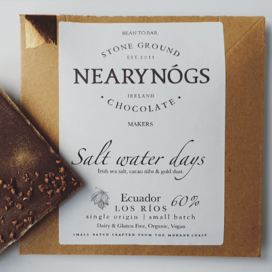 NearyNog Chocolate Bar