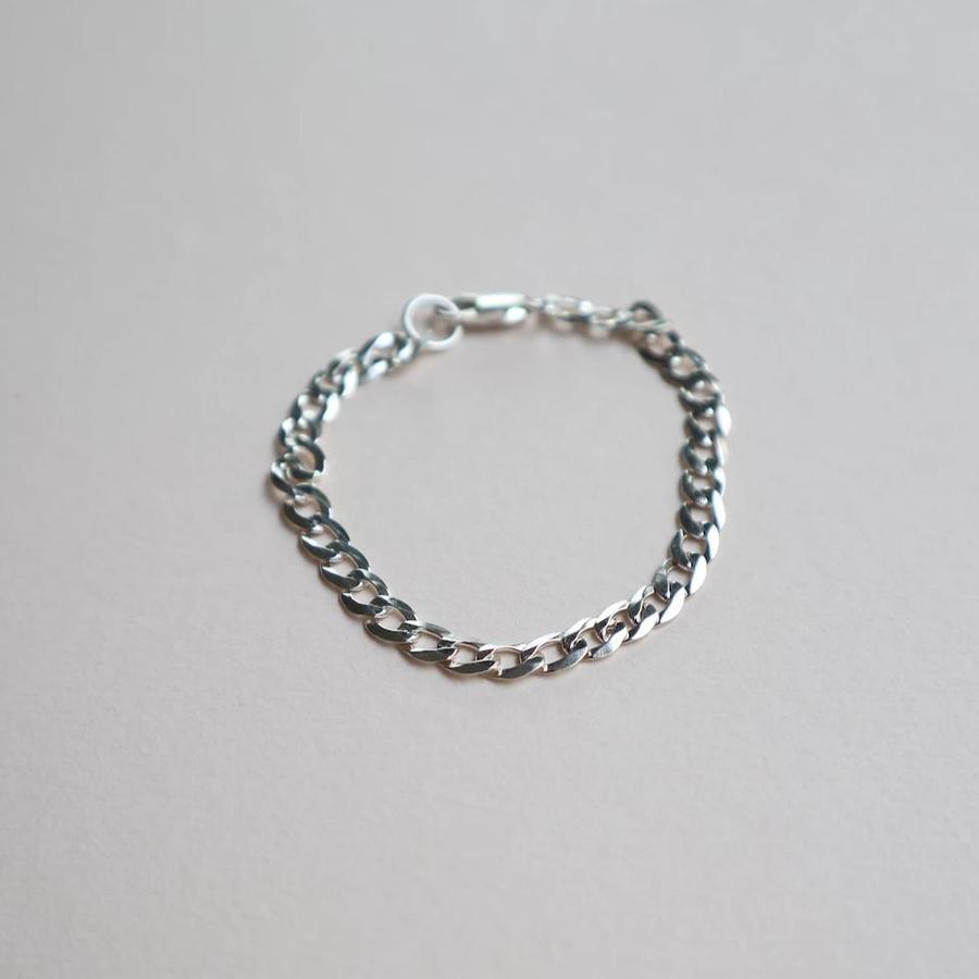 Lines & Current 'Carrie Curb' Bracelet