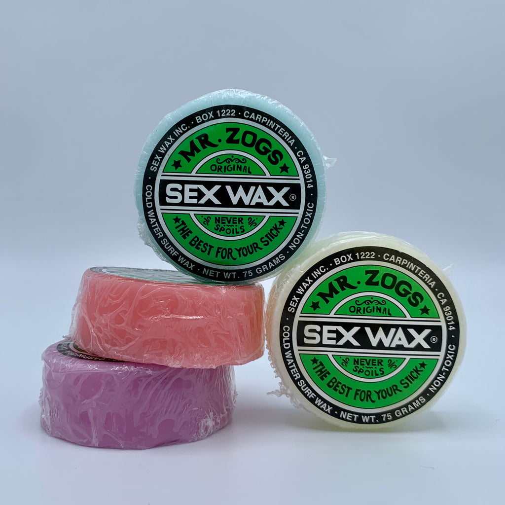 Mr Zog's Sex Wax
