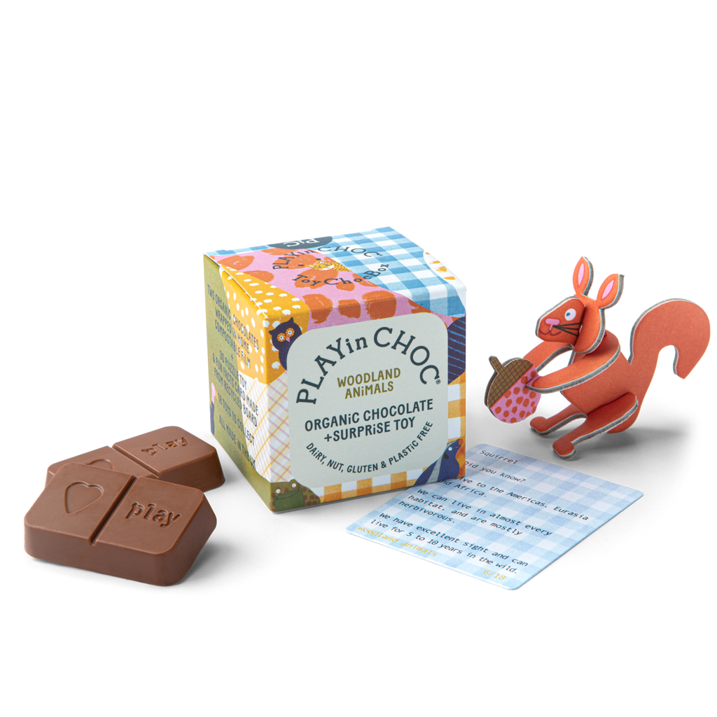 Play in Choc Woodland Animals